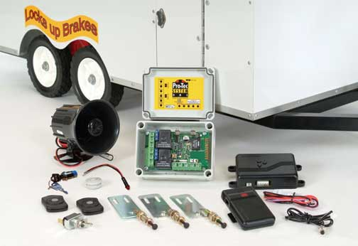Trailer Security Systems